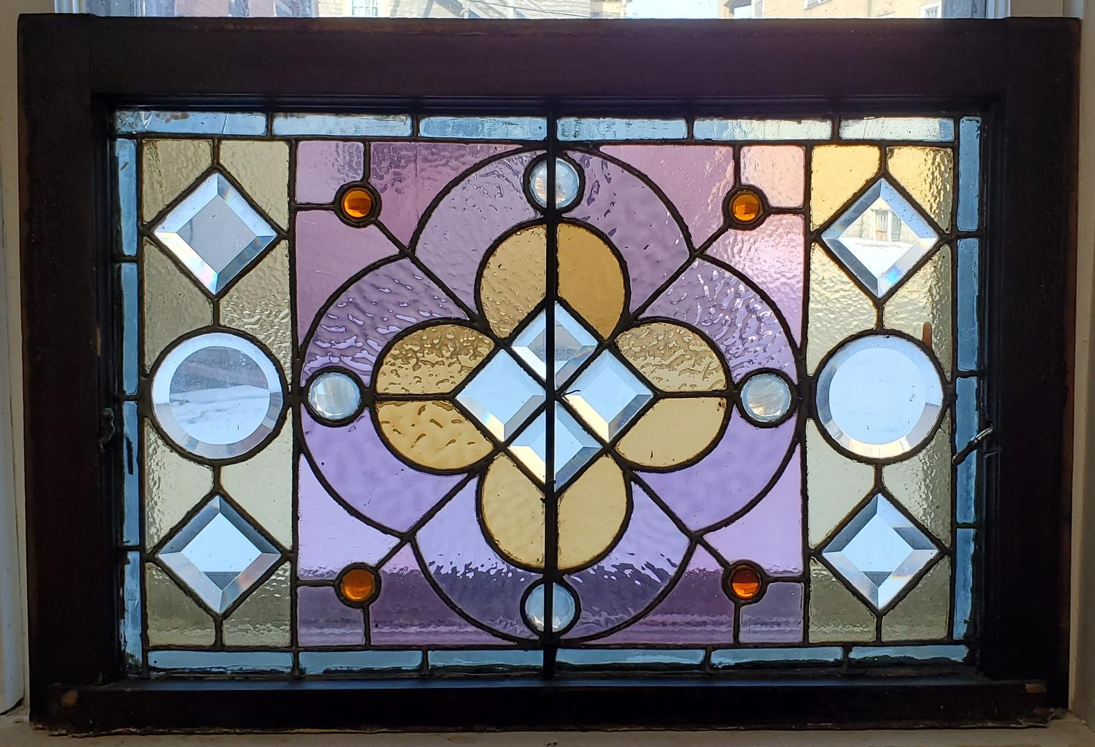 Stained Glass Window -000