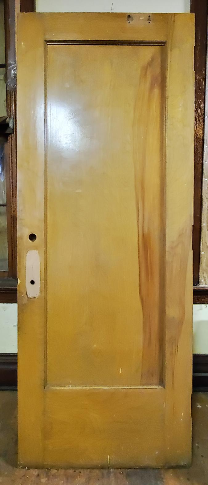 Nine - 32 in Single Panel School Door-s