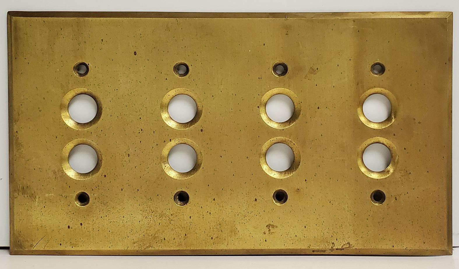Push Button Switch Plate Cover -001