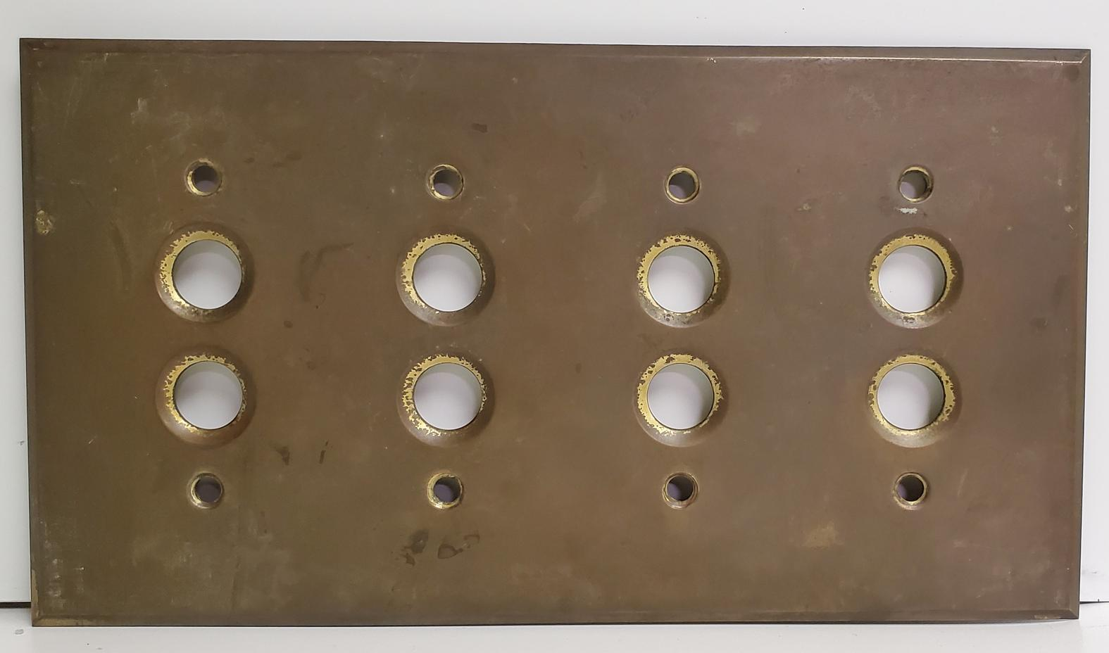 Push Button Switch Plate Cover -002