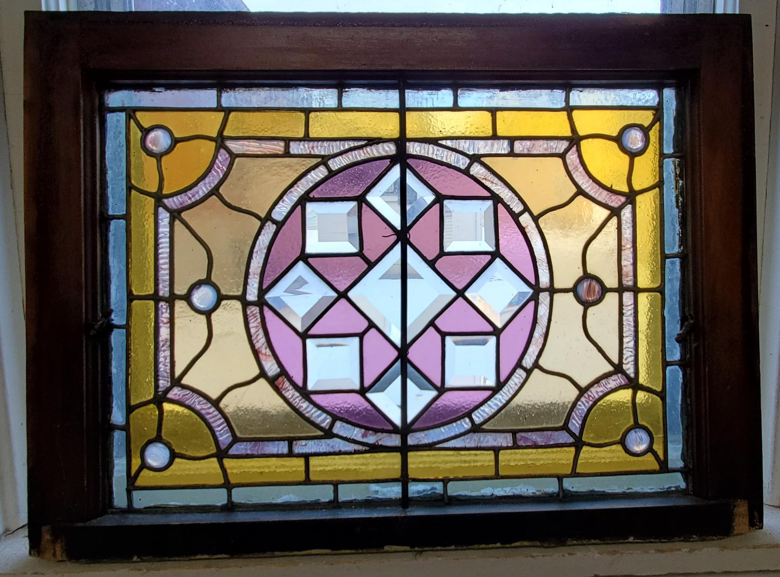 Stained Glass Window -002