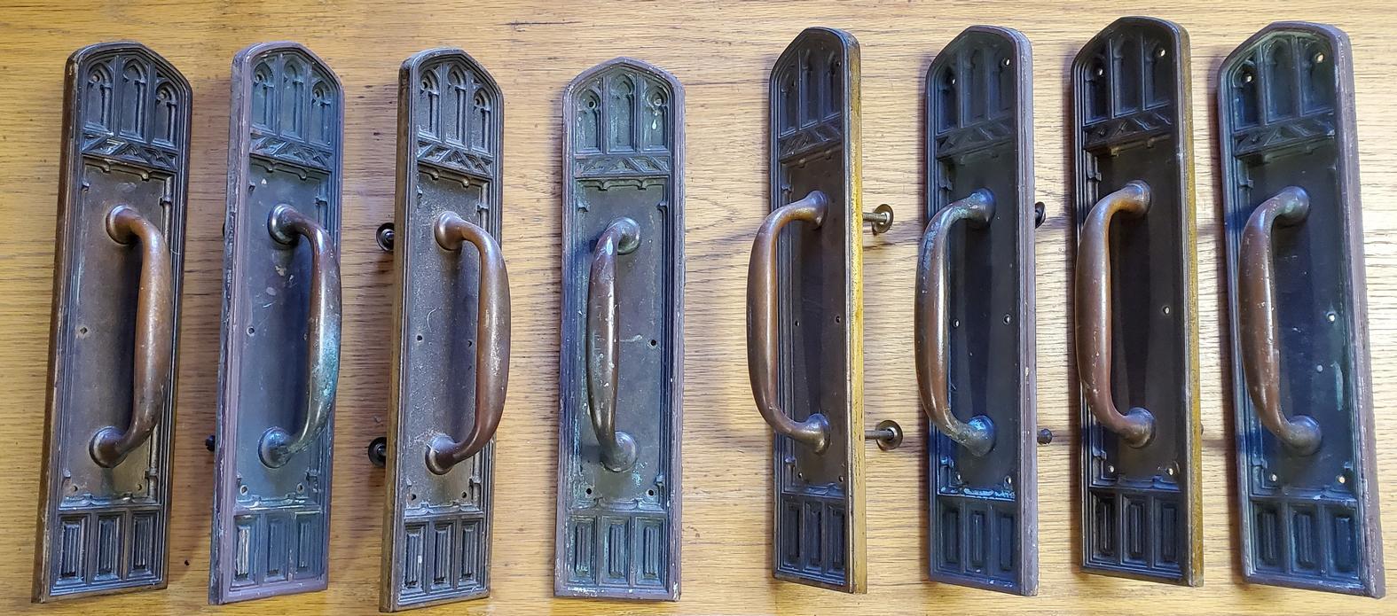 Gothic Door Pull Handle-s Hardware