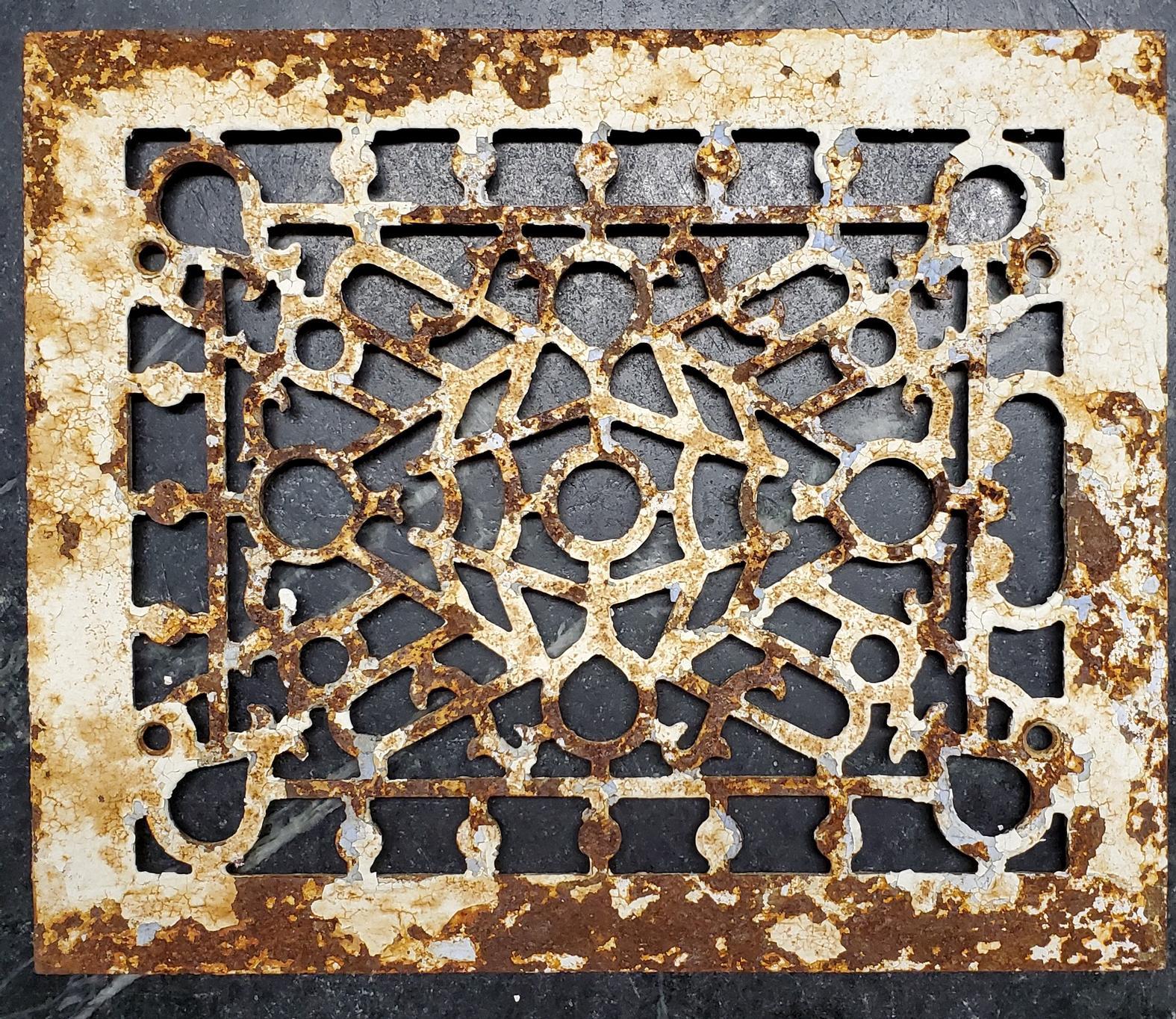 Decorative Cast Iron -011