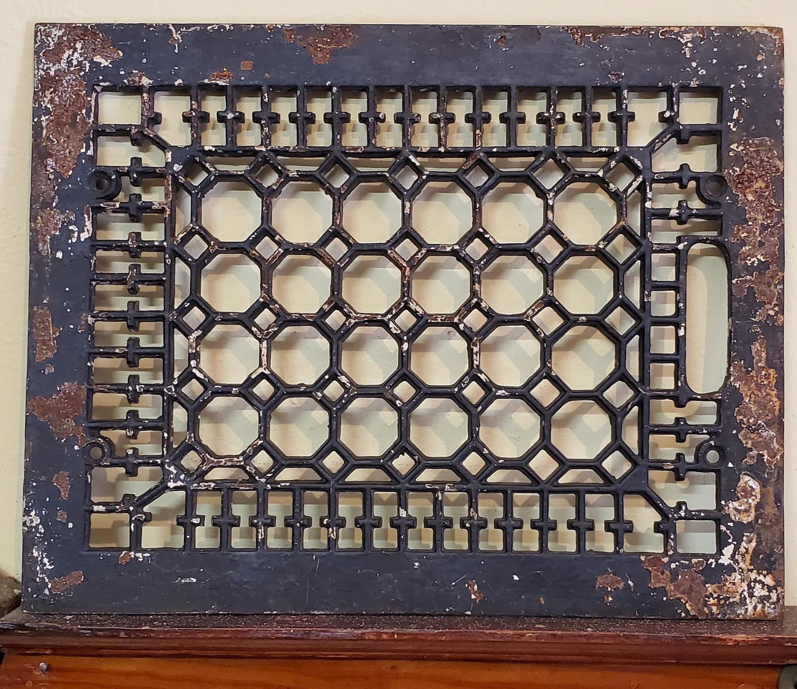 Decorative Cast Iron -012