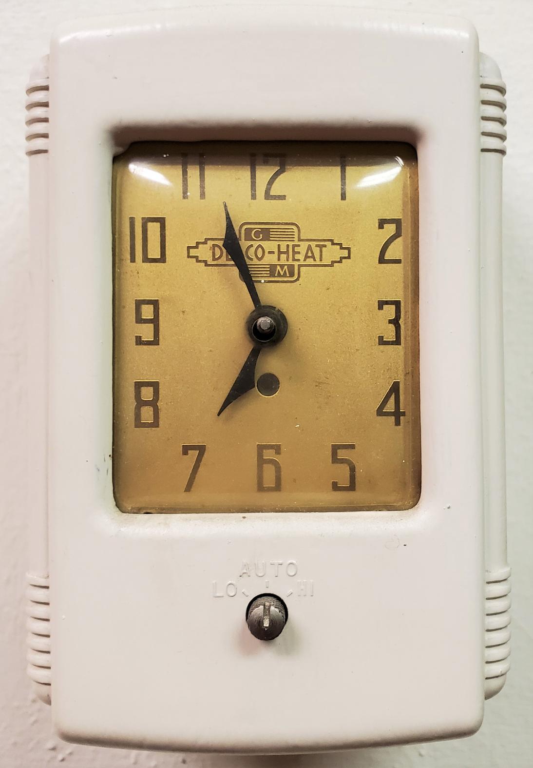 Deco Heat Controller