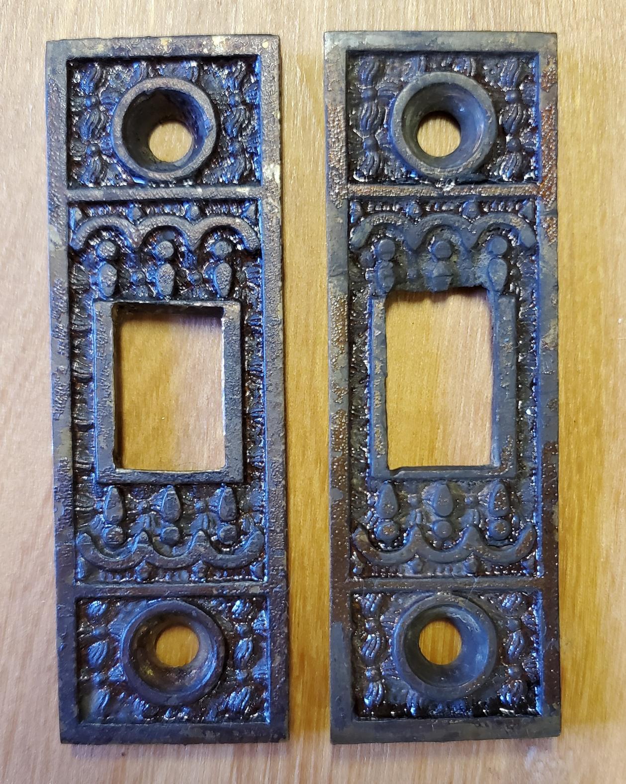 Pocket Door Escutcheon-s