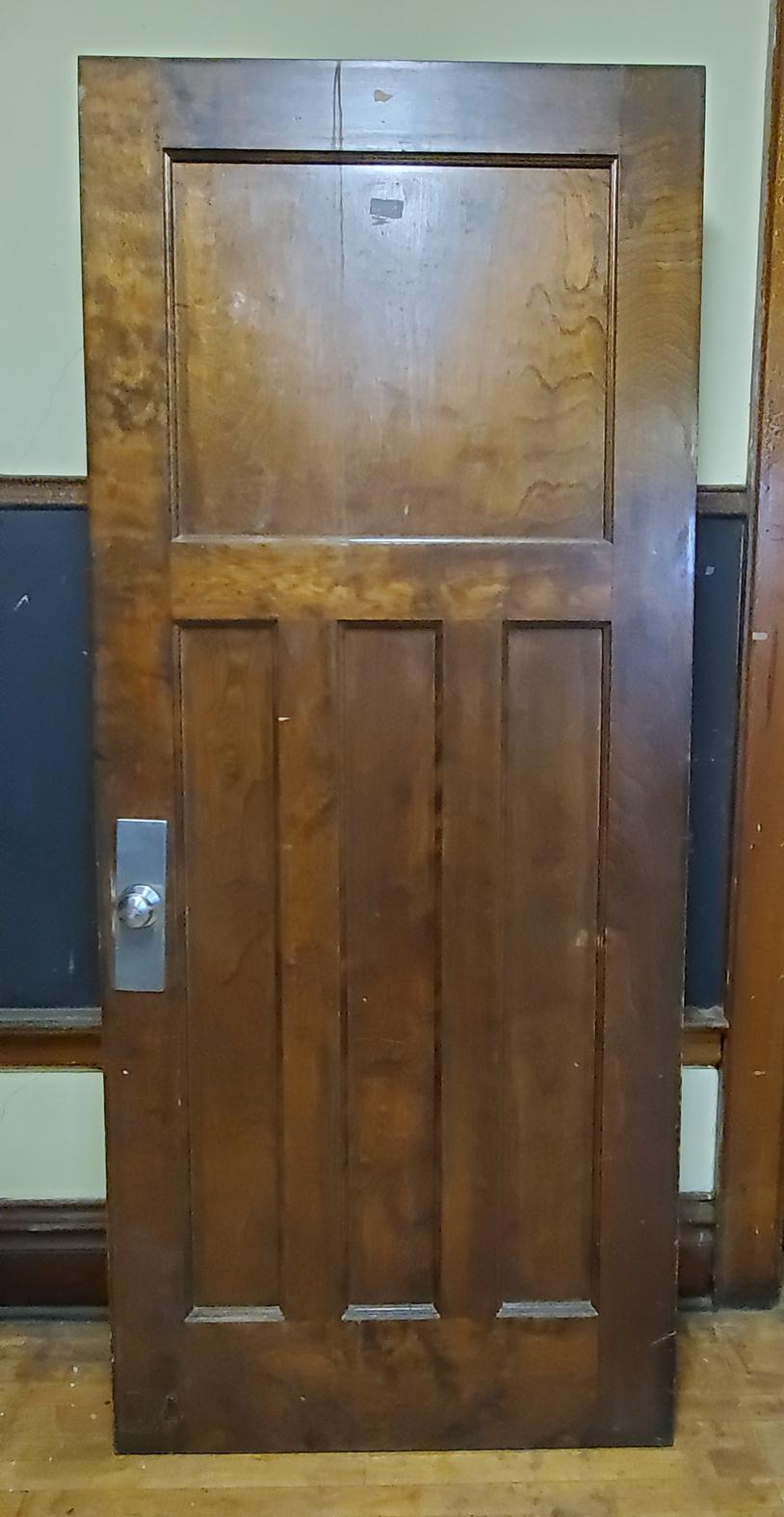 NFDL School Door 35.75 x 84 -002