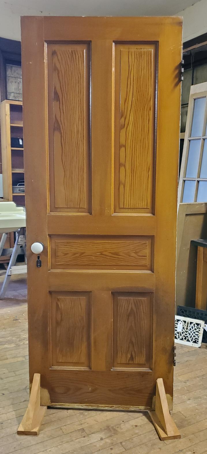 Five-panel Door 30 x 77
