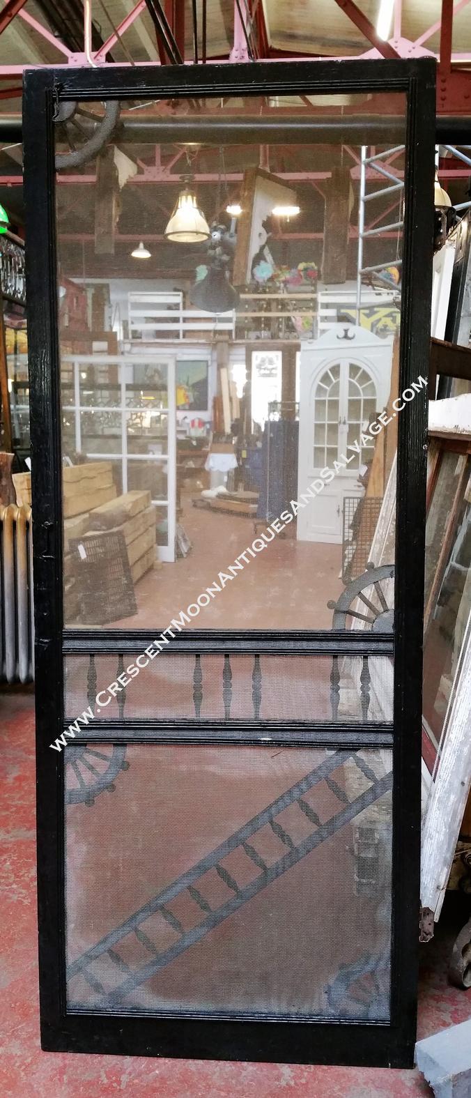 Home / Antique Screen Door 32