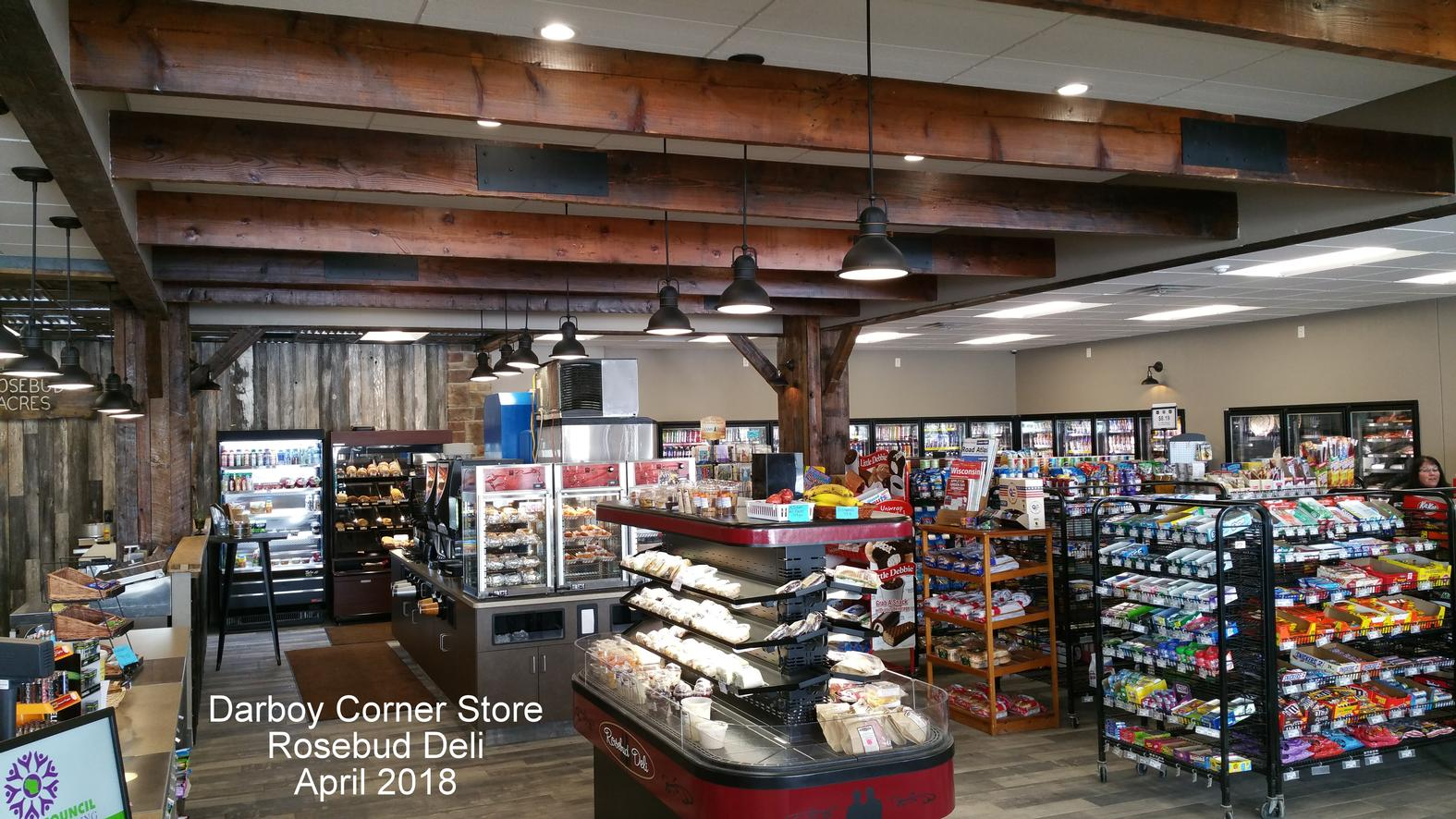 Sustainable Commercial Remodel