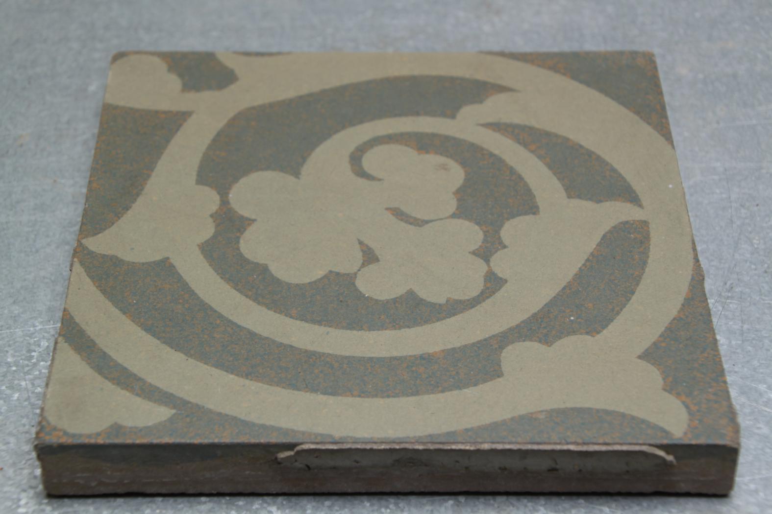 Villeroy Und Boch Mettlach villeroy boch mettlach tile nouveau style sold crescent
