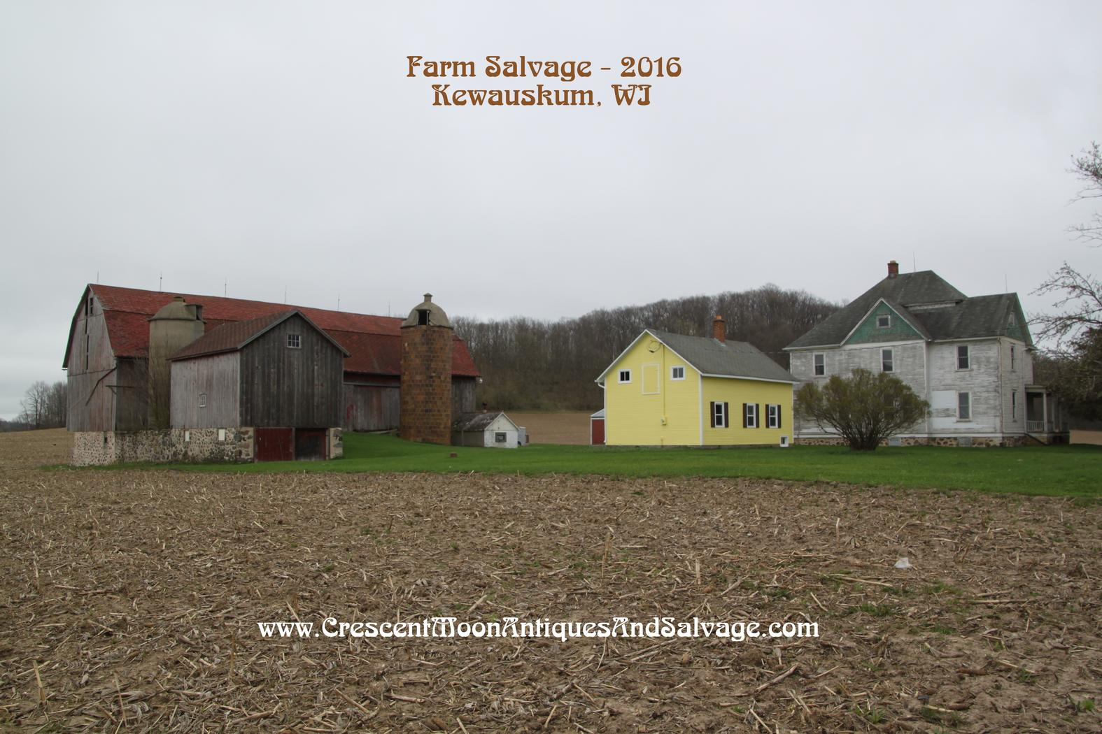 Kewauskum Farm Salvage