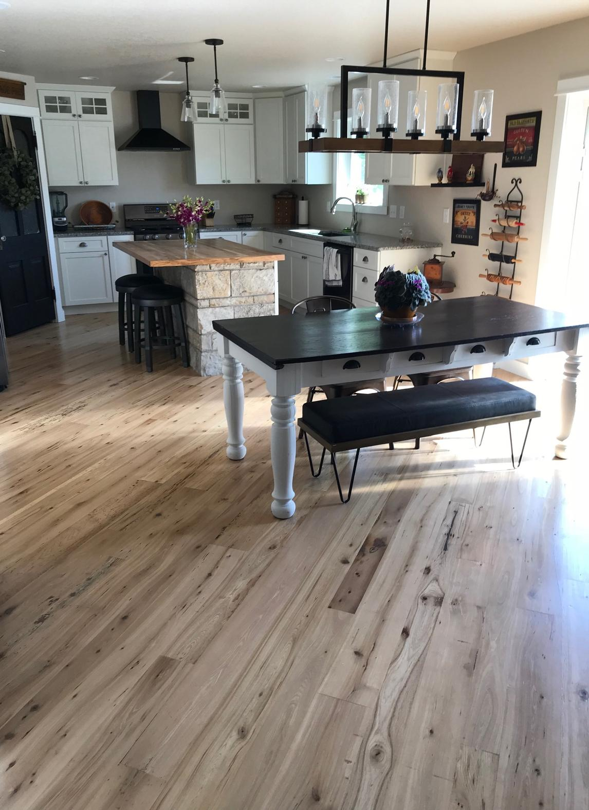 Flooring Rock Elm Plank
