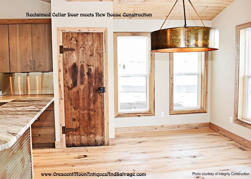 New House Construction | Crescent Moon Antiques and Salvage