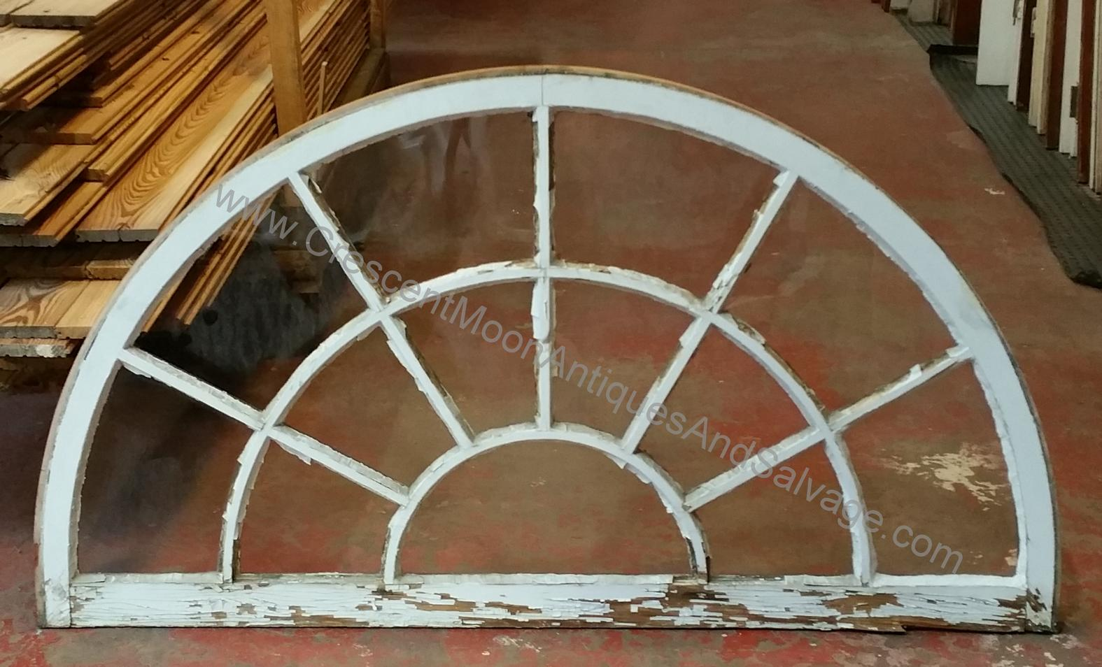 Arch Round top Window